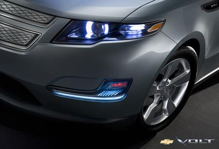 GM suelta un teaser del Chevrolet Volt de producción