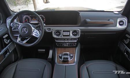 Mercedes-Benz Clase G  5
