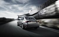 Gama IS: Lexus usa su adiós al gasóleo como argumento de venta