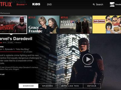 NVIDIA soportará la reproducción de Netflix a 4K si tienes una tarjeta de su gama GTX 1050 o superior