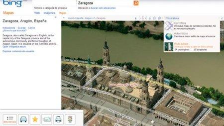 Bing Maps: renovado y más compatible