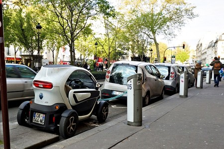 Carsharing Electrico