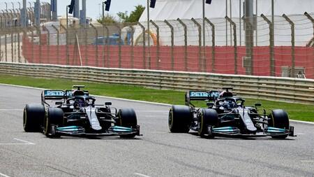 La gran pregunta en la previa de la Fórmula 1 2021: ¿Son puro teatro los problemas del nuevo coche de Mercedes?