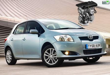 El Toyota Auris estrena un motor 1.33 VTTi de 101 CV con Start&Stop