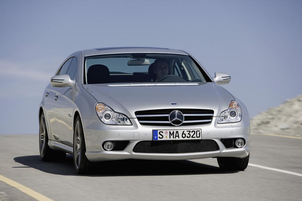 Foto de Mercedes-Benz Clase CLS 2008 (9/14)