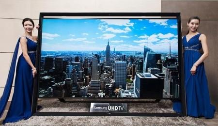 110 pulgadas de Ultra HD, el nuevo televisor que Samsung pondrá a la venta