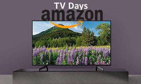 TV Days en Amazon: 11 ofertas en Samsung, Panasonic, Epson o Logitech para renovar tu tele y sus accesorios
