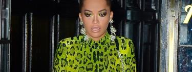El último look de Rita Ora no es apto para personas sensibles (o amantes del buen gusto en general)