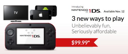 Nueva Nintendo 1DS, imagen de la semana