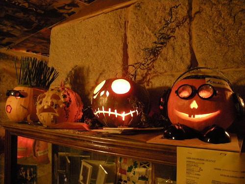 C mo hacer calabazas de halloween - Como hacer calabazas de halloween ...