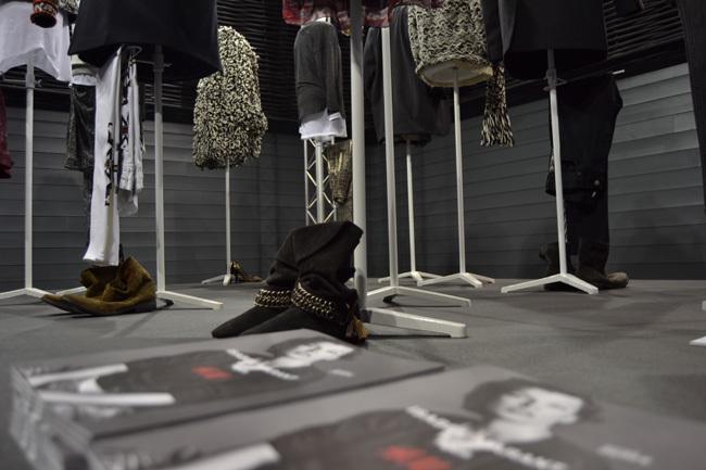 Foto de Isabel Marant para H&M, la colección en el showroom (37/41)