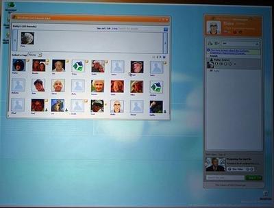 Windows Live Messenger, o cómo renombrar al Messenger 8.0
