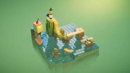 El juego de puzles LEGO Builder's Journey sacará nuestro lado más creativo cuando llegue a Nintendo Switch y PC a finales de junio