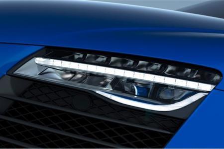 Audi R8 LMX faros láser