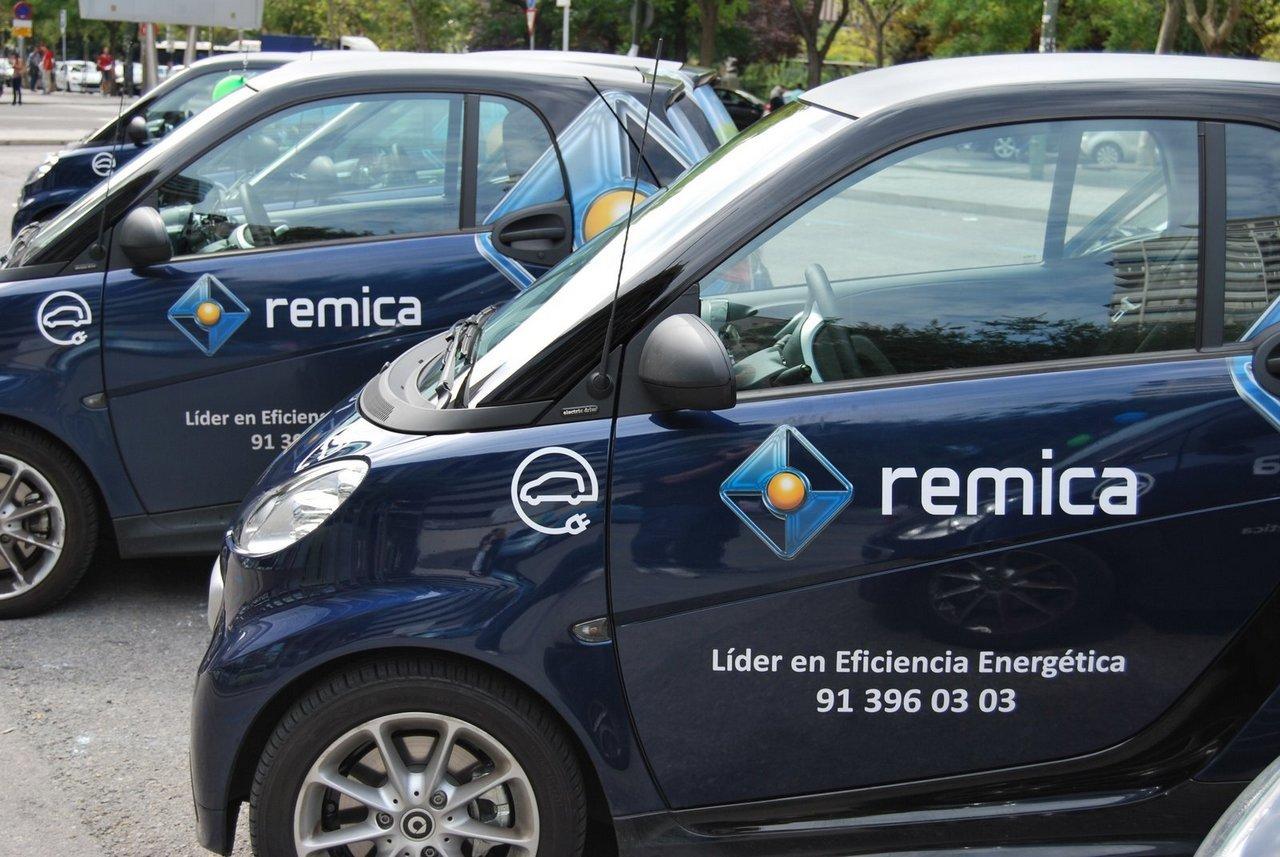 Foto de II Marcha vehículo eléctrico en Madrid (3/9)