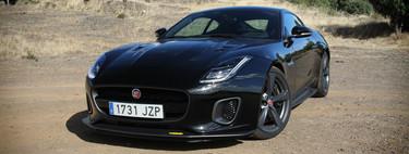 Probamos el Jaguar F-Type 400 Sport, el 'After Eight' de 400 CV que solo durará un año