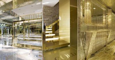 Gold Restaurant de Dolce & Gabbana