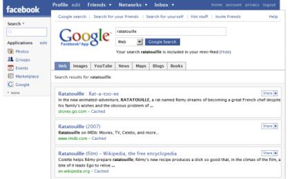 Confirmado: Google compra Facebook y Twitter