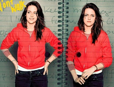 Kristen Stewart, cariño, tendrías que haberte comprado amigos