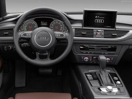 Audi A7 Sportback H Tron Quattro Concept 2014 (10)