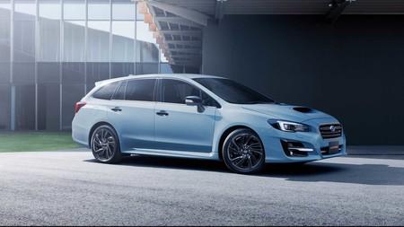 Subaru Levorg Sti Sport 2