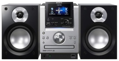 Sony Giga Juke, cadena de música con disco duro