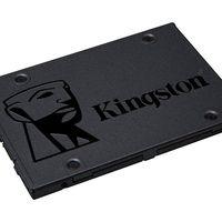 Kingston SSD A400 de 120 GB: el disco duro que dará una nueva vida a tu portátil por sólo 33 euros en la Red Night de Mediamarkt