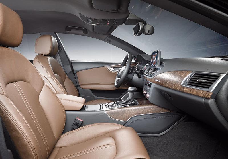 Foto de Audi A7 (primeras imágenes) (4/4)