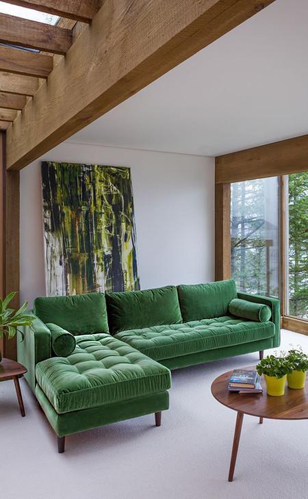 Sofa Verde 2