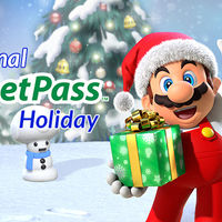 Super Mario Run y StreetPass celebran la Navidad con nuevos objetos y novedades