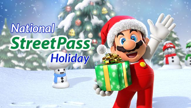 Street Pass Navidad