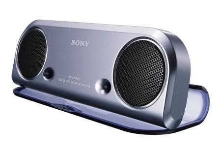 Altavoces 2.0. de Sony para el ordenador