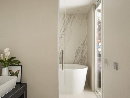 Villa Agrippina160803 Villa Agrippina Private Pool Suite Bathroom