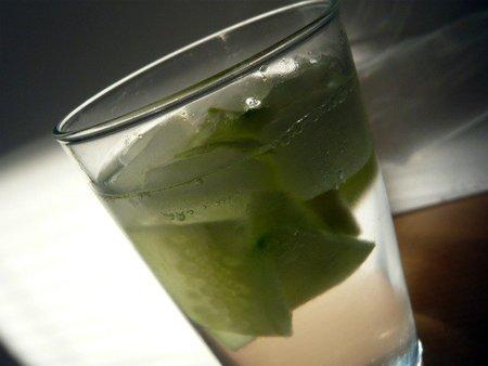 Por favor, un gin-tonic con aceite de oliva