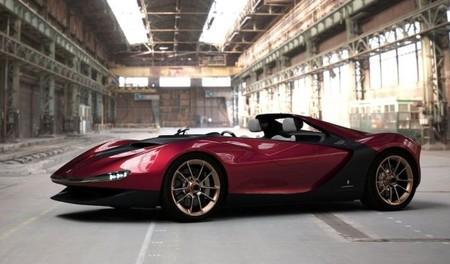 El Ferrari Sergio, tributo al gran Sergio Pininfarina, debutará seguramente en Qatar en 2014
