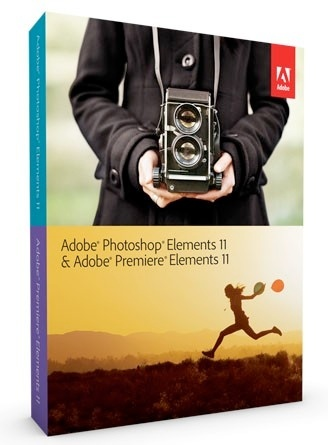 Adobe presenta Photoshop Elements 11 y Premiere Elements 11