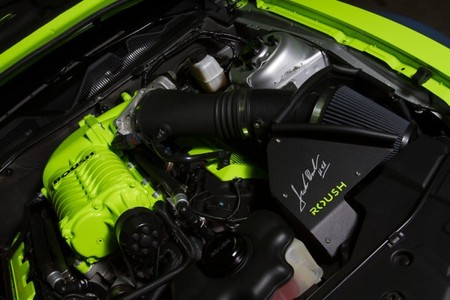 2014 Ford Mustang Roush Performance