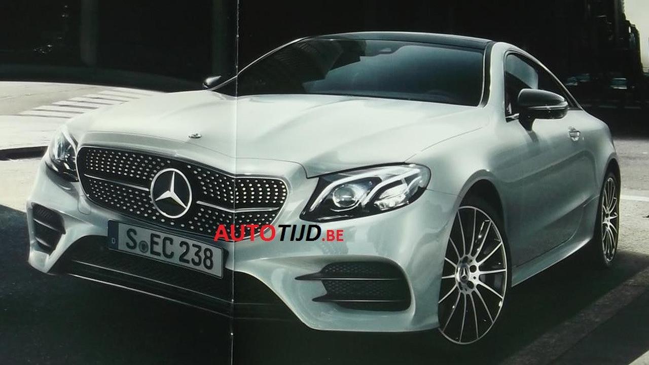 Foto de Mercedes-Benz Clase E Coupe 2018 (filtraciones) (2/11)