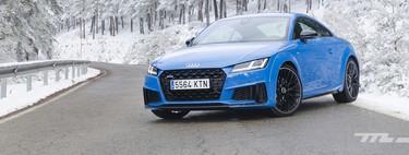 Probamos el Audi TT 45 TFSI: 245 CV de coupé en defensa de los coches pasionales