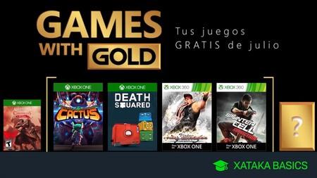 Juegos Xbox Gold Gratis Para Xbox One Y 360 De Julio 2018