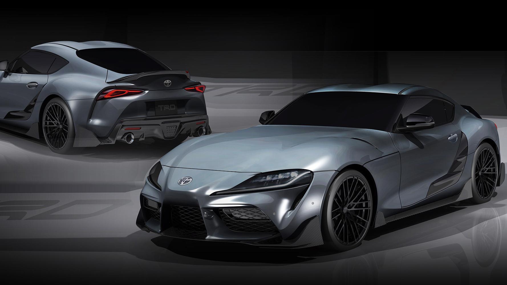 Foto de Toyota Supra TRD Line Concept (9/9)