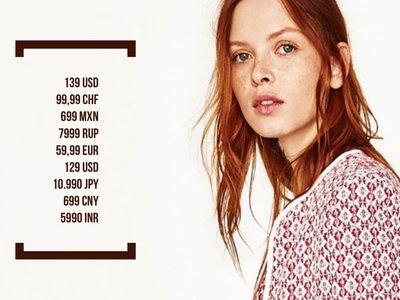 Hemos dado la vuelta al mundo comparando los precios del abrigo viral de Zara, y estas son nuestras conclusiones