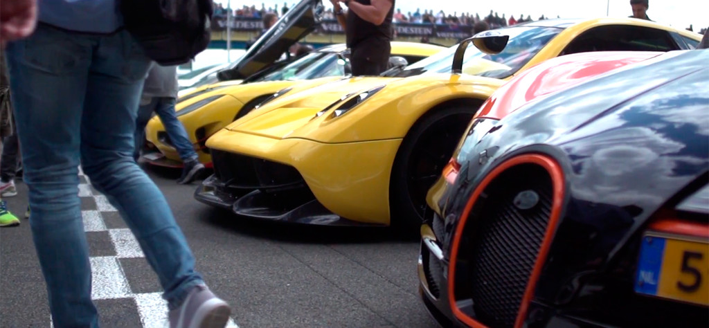 Vídeo: Supercar Sunday 2018