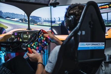 Norris Simulador F1