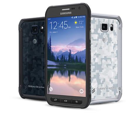 Samsung Galaxy S6 Active ya es oficial al otro lado del charco