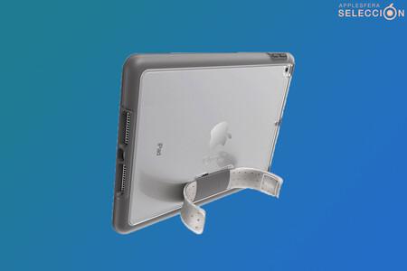 La robusta funda Otterbox Unlimited para el iPad 5/6 está rebajadísima en Amazon a 6,90 euros, un grandísimo chollo