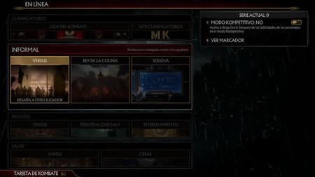 Mkx matchmaking lento
