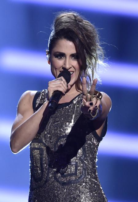 Las lentejuelas y el brilli-brilli, trending topic en un Eurovisión que pudo haber ganado Australia