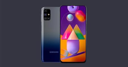 Samsung Galaxy M31s, el nuevo móvil económico de Samsung ofrece una batería gigantesca sin menospreciar la pantalla ni las cámaras