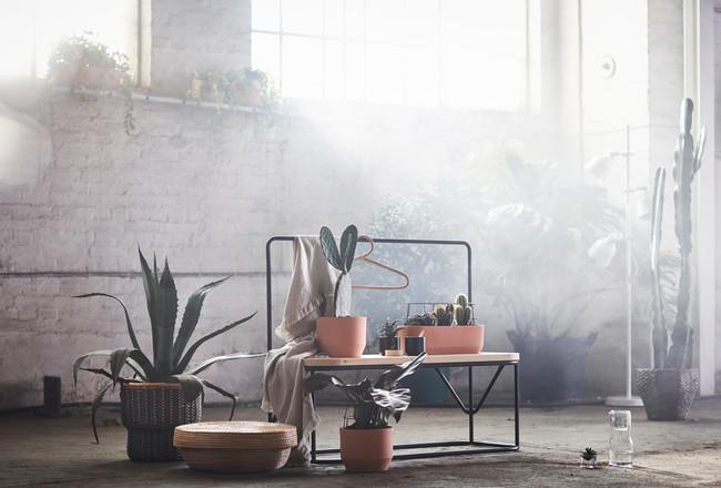 Ikea Coleccion Hjartelig 2018 Ph149895 Banco Macetas Lowres